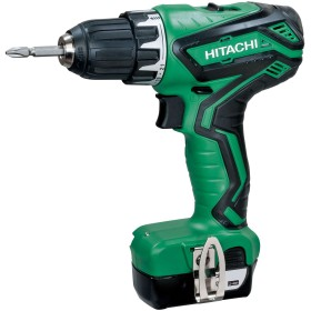 TRAPANO AVVITATORE HITACHI DS10DAL CON 2 BATTERIE LITIO LI-ION