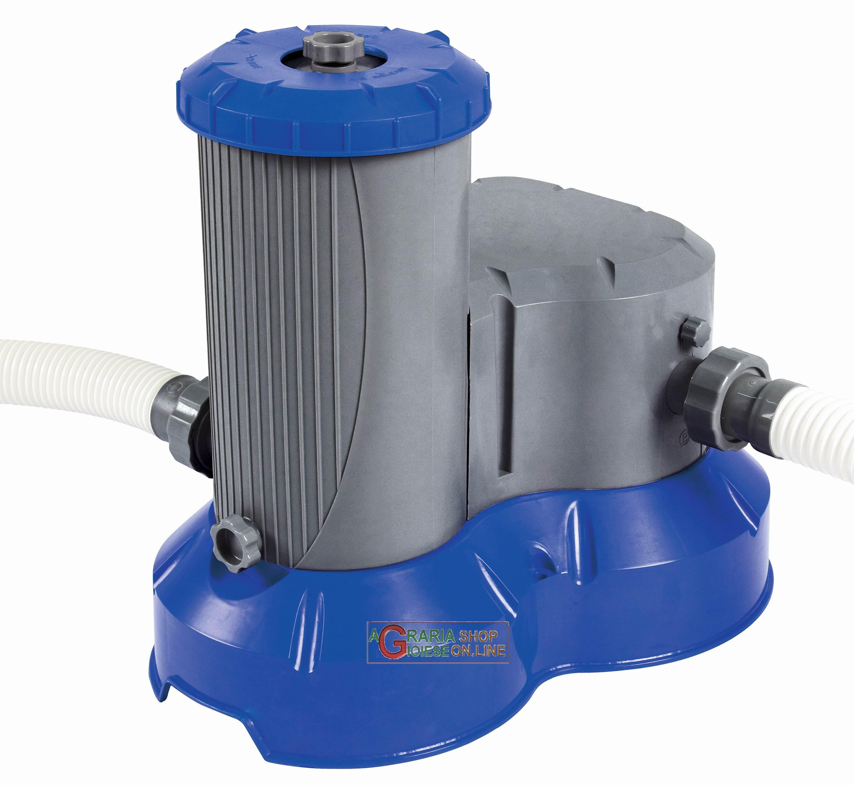 Bestway 58391 pompa filtrante per piscina con filtro - Filtri per piscine ...