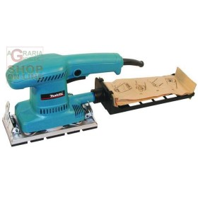 MAKITA LEVIGATRICE ORBITALE BO3711 MM. 93 X 185 WATT. 180