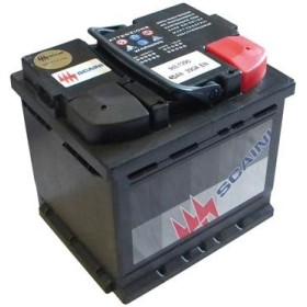 CAR BATTERY SCAINI 90A DX A660EN SCL4660 CUE 740 TO