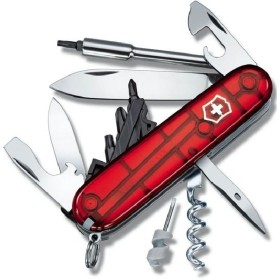 VICTORINOX MULTIUSO CYBERTOOL 34 RUBY