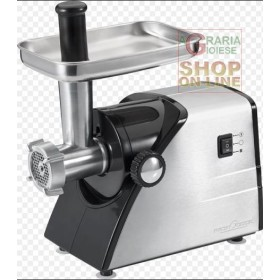 Meat grinder electric PROFICOOK FW1003 stainless steel body watt. 1500 tc 5