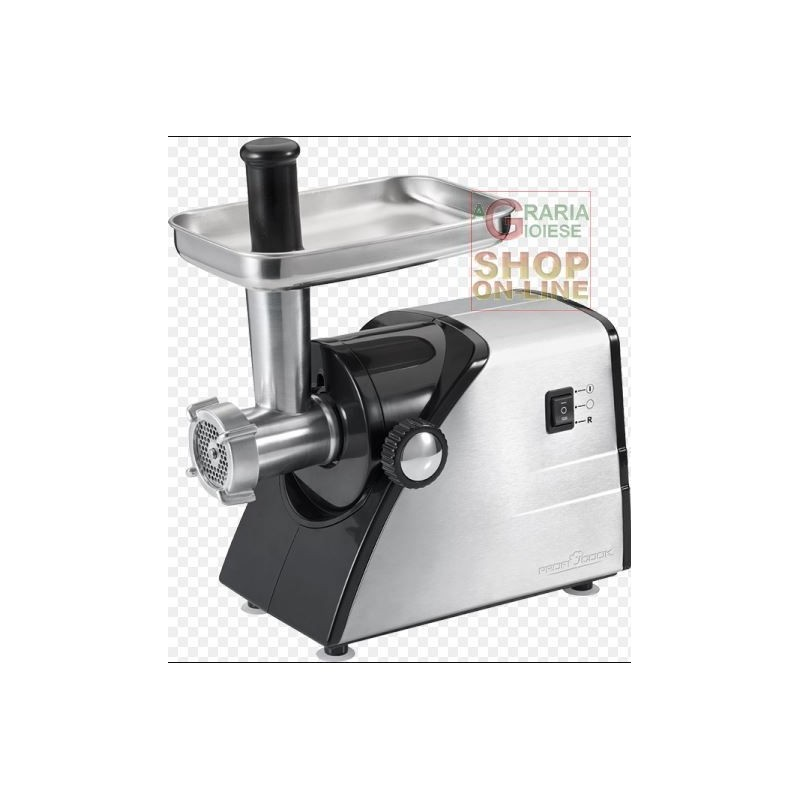 Meat grinder electric PROFICOOK FW1003 stainless steel body
