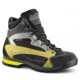 HIKING SHOES HIGH GARSPORT ELGON WP COLOR YELLOW-BLACK TG.39 TO