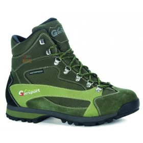HIKING SHOES HIGH GARSPORT ELGON WP COLOR OLIVE-GREEN, TG.39 TO