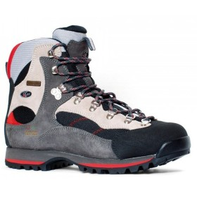 HIKING SHOES HIGH GARSPORT SORAPISS WP GREY-RED TG. 39 TO 46