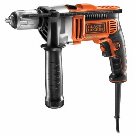 Trapano a percussione BLACK AND DECKER 850W KR806K