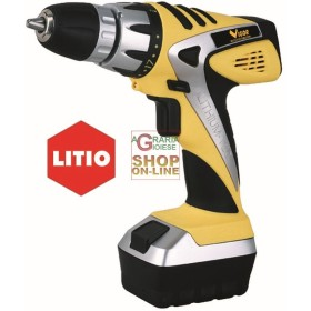 VIGOR SCREWDRIVER DRILL LITHIUM-ION BATTERY PACK 14.4 VOLT