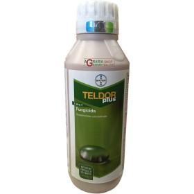 BAYER TELDOR PLUS FUNGICIDA LIQUIDO A BASE DI fenexamide LT. 1