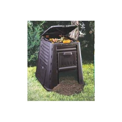 THE COMPOSTER COMPOSTER CONTAINER FOR COMPOSTING LT. 450 ESCHER