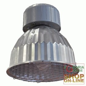 HALOGEN LAMP REFLECTOR INDUSTRIAL CEILING USED