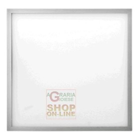 LUMINAIRE LED PANEL WITH WATT. 50 CM. 60x60 WITH NATURAL WHITE