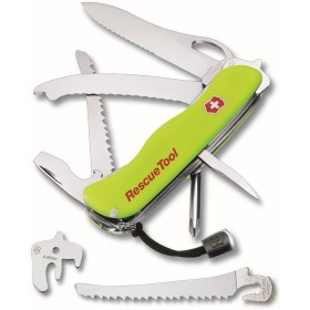 VICTORINOX RESCUE TOOL RESCUETOOL THE MULTIPURPOSE KNIFE OF THE