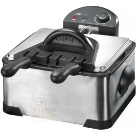 Electric deep fryer clatronic was also presented FR3195 with