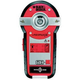 BLACK DECKER LEVELING LASER BDL230 AND DETECTOR METALS WITH 9V