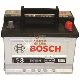 BOSCH CAR BATTERY 53AH
