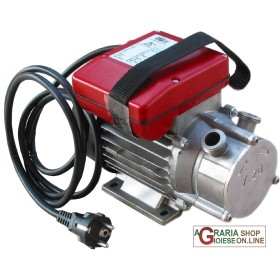 ELECTRIC PUMP, DECANTING STAINLESS HP 0.5/20