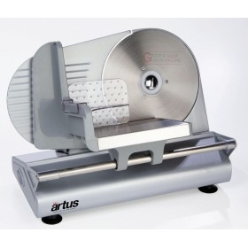 ARTUS SLICER ELECTRIC WATT. 150 BLADE STAINLESS STEEL DIAM. 220