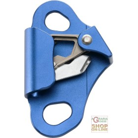 BLOCKER FOR ASCENT ON A SINGLE ROPE, ALLOY D LIGHT-WEIGHT