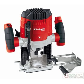 Einhell Fresatrice verticale TH-RO 1100 E Watt. 1100
