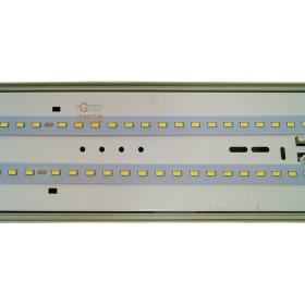 PLAFONIERA STAGNA A LED 220-240V LUMEN 6700 WATT. 58