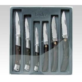 LINDER KNIFE 325500 SET