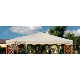 TOP COVER GAZEBO BUT ONFOR IMA 3TO 3 ECRD