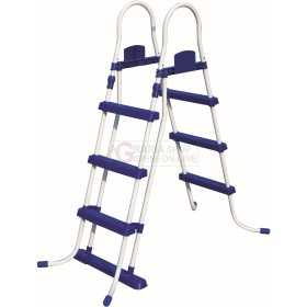 BESTWAY 58330 LADDER SAFETY FOR SWIMMING POOLS STURDY HEIGHT