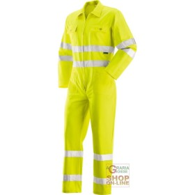 SUIT V-40% POLYESTER 60% COTTON WITH BANDS 3M TG 46 60 COLOR