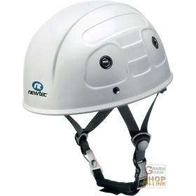 PROTECTIVE HELMET IN ABS WITHOUT VISOR WITH CHIN STRAP