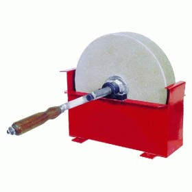 GRINDING MACHINE WITH MANUAL GRINDING WHEEL TO WATER CM. 25