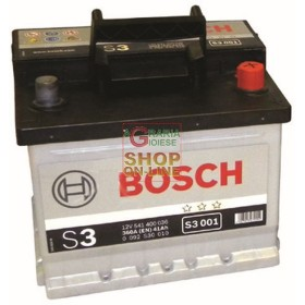 BOSCH CAR BATTERY 45AH