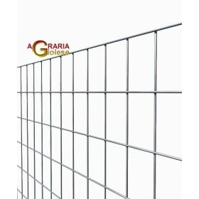 RETE METALLICA ZINCATA 50X75 H.150 FILO MM. 1,7
