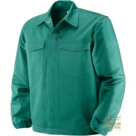 FIRE RETARDANT JACKET IN 100% COTTON FABRIC GR 370 SQM COLOR