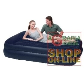 BED-INFLATABLE CM. 203X163X48H MOD. 67403