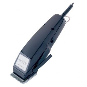 MOSER HAIR CLIPPER ELECTRIC 1400 POWER WITH 7 ACCESSORIES