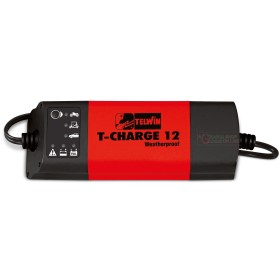 TELWIN BATTERY CHARGER ELECTRONIC TRONIC T-CHARGE 12 V