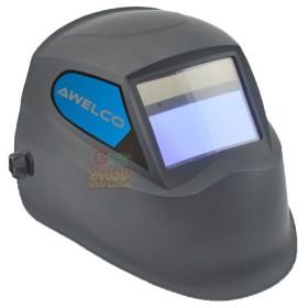 AWELCO MASK HELMET ELECTRONIC SALDATURORE LIQUID CRYSTAL