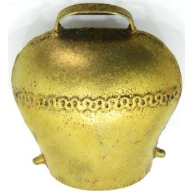 CAMPANA IN BRONZO MM.140