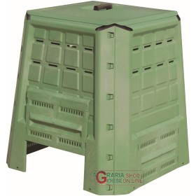 THE COMPOSTER COMPOSTER CONTAINER FOR COMPOSTING LT. 370 CM