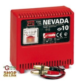 TELWIN battery CHARGER NEVADA 10 12 VOLT 40Ah
