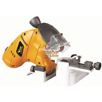 Chain saw sharpener