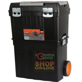 BAHCO ART. 4750-PTBW47 TOOL BOX TROLLEY CM. 47 X 2,90 X 6.30