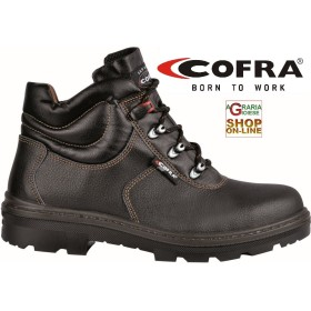 COFRA SHOES HIGH ANTIFORO PARIDE S3 No. 39 to 46
