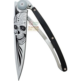 DEEJO TATTOO 37G LATINO SKULL GRANADILLA WOOD CHIUDIBILE LAMA
