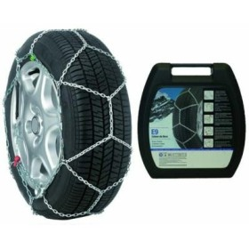 SNOW CHAINS FOR CAR, THULE E9 MM. 9 No. 070, SIMPLE ASSEMBLY
