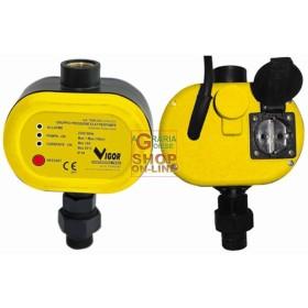 VIGOR PRESSION CONTROL V-GPE PUMP- CONTROL 75565-15/2