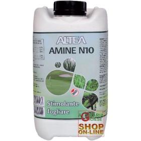 ALTEA AMINE N 10 STIMOLANTE FOGLIARE LT. 5