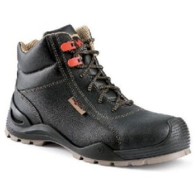 AIMONT SHOES HIGH ANTIFORO VIS S3
