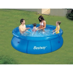 BESTWAY INFLATABLE SWIMMING POOL, INFLATABLE, DIAM.CM.244X66H